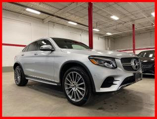 Used 2018 Mercedes-Benz GL-Class GLC300 4MATIC COUPE BURMESTER PREMIUM PLUS SPORT for sale in Vaughan, ON