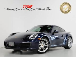 Used 2018 Porsche 911 CARRERA I PDK I NAVI I CAM I 20 IN WHEELS for sale in Vaughan, ON