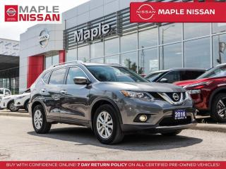 Used 2016 Nissan Rogue SV Bluetooth Backup Camera Alloys Power Seats for sale in Maple, ON