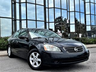 Used 2003 Nissan Altima 4DR SDN for sale in Brampton, ON