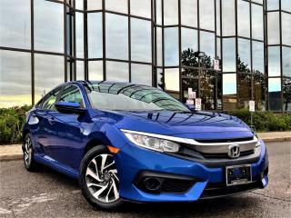 Used 2018 Honda Civic Sedan SE CVT for sale in Brampton, ON