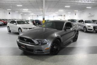 Used 2014 Ford Mustang V6 NO ACCIDENTS I POWER OPTIONS I KEYLESS ENTRY I BLUETOOTH for sale in Mississauga, ON