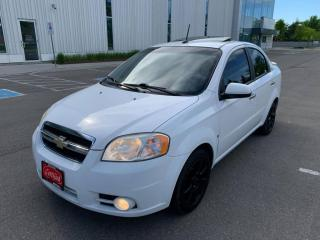 Used 2009 Chevrolet Aveo 4dr Sdn LT for sale in Mississauga, ON