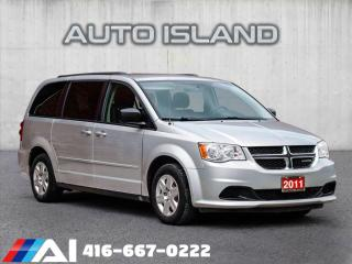Used 2011 Dodge Grand Caravan STOW N GO**LOW KMS for sale in North York, ON