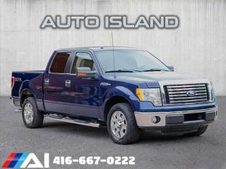 Used 2010 Ford F-150 CREW CAB**XTR PKG**LONG BOX**NEW TIRES for sale in North York, ON