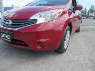 Used 2014 Nissan Versa Note 5DR HB 1.6 for sale in Newmarket, ON