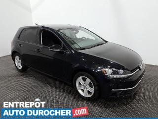 Used 2018 Volkswagen Golf Comfortline-Apple/Android-Bluetooth-Climatiseur for sale in Laval, QC