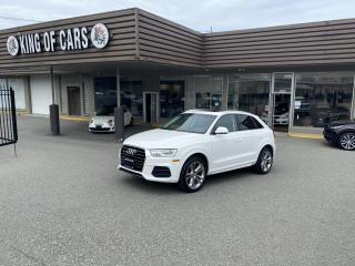 Used 2017 Audi Q3 Progressiv Quattro for sale in Langley, BC