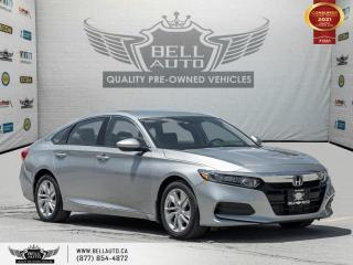 Used 2019 Honda Accord Sedan LX, REARCAM, NO ACCIDENT, BLUETOOTH, LANE ASST for sale in Toronto, ON