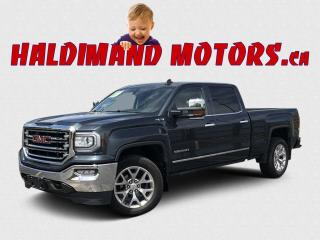 Used 2017 GMC Sierra 1500 SLT Crew 4WD for sale in Cayuga, ON