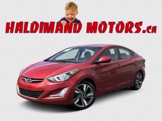 Used 2015 Hyundai Elantra GLS for sale in Cayuga, ON