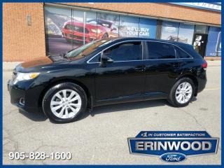 Used 2015 Toyota Venza for sale in Mississauga, ON