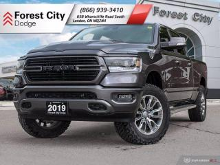 Used 2019 RAM 1500 Sport ( ONE OWNER CLEAN CARFAX GREAT CONDITION ) for sale in London, ON