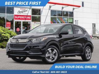 New 2021 Honda HR-V LX for sale in Port Moody, BC