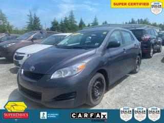 Used 2013 Toyota Matrix BASE for sale in Dartmouth, NS