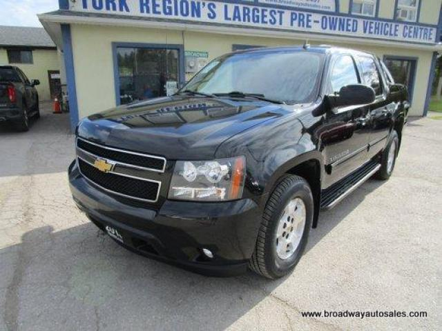 2013 Chevrolet Avalanche GREAT KM'S BLACK-DIAMOND-EDITION 5 PASSENGER 5.3L - VORTEC.. 4X4.. CREW-CAB.. SHORTY.. TOW SUPPORT.. BACK-UP CAMERA.. POWER PEDALS.. KEYLESS ENTRY..