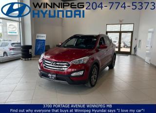 Used 2015 Hyundai Santa Fe Sport Luxury for sale in Winnipeg, MB