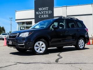 Used 2018 Subaru Forester AWD | CONVENIENCE PKG | CAMERA | HEATED SEATS | TOUCHSCREEN for sale in Kitchener, ON