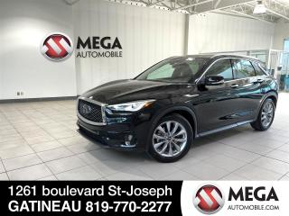 Used 2020 Infiniti QX50 PURE AWD for sale in Gatineau, QC
