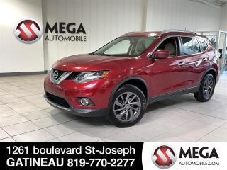 Used 2016 Nissan Rogue SL AWD for sale in Gatineau, QC