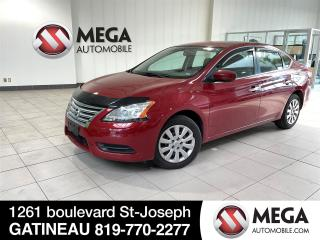 Used 2013 Nissan Sentra S for sale in Gatineau, QC
