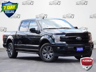 Used 2019 Ford F-150 Lariat LARIAT | 4WD 2.7L V6 | CLASS IV TRAILER HATCH RECEIVER | DUAL A/C | LARIAT SPORT APPEARANCE PACKAGE for sale in Waterloo, ON