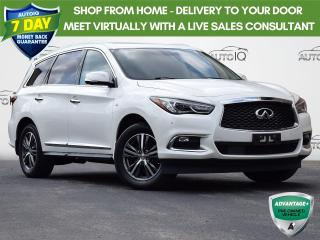 Used 2017 Infiniti QX60 AWD | 3.5L V6 | A/C | 3RD ROW BENCH | NAVIGATION | POWER MOONROOF for sale in Waterloo, ON