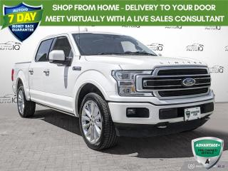 Used 2019 Ford F-150 Limited | ONE OWNER | CLEAN CARFAX | 22
