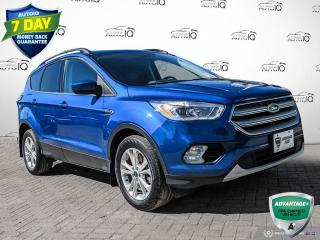 Used 2018 Ford Escape SEL | ONE OWNER | LEATHER | HEATED SEATS | SYNC3 | PWR LFTGATE | for sale in Barrie, ON