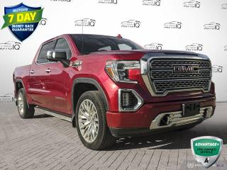 Used 2019 GMC Sierra 1500 Denali | ONE OWNER | CLEAN CARFAX | NAVI | LEATHER | HTD & COOLED SEATS | for sale in Barrie, ON