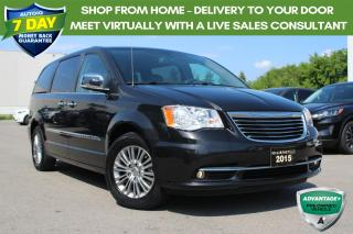 Used 2015 Chrysler Town & Country Touring-L TOURING L PACKAGE! CERTIFIED for sale in Hamilton, ON