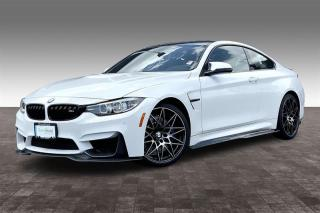 Used 2018 BMW M4 Coupe for sale in Langley, BC