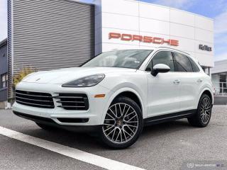 New 2021 Porsche Cayenne Base for sale in Halifax, NS