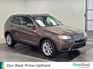 Used 2014 BMW X3 xDrive28i for sale in Port Moody, BC
