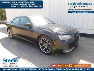Used 2018 Chrysler 300 LEATHER-AUTO-BEST VALUE AROUND-ONLY -ONLY $145B/W!!! for sale in Kentville, NS