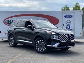 New 2021 Hyundai Santa Fe HEV Luxury for sale in Midland, ON