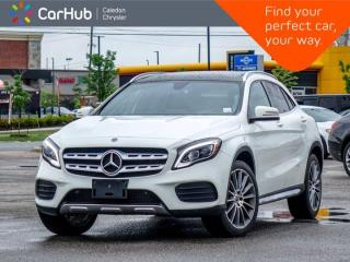 Used 2018 Mercedes-Benz GLA GLA 250 4Matic Navigation Panoramic Sunroof Backup Camera Bluetooth Heated Front Seats Keyless Entry for sale in Bolton, ON
