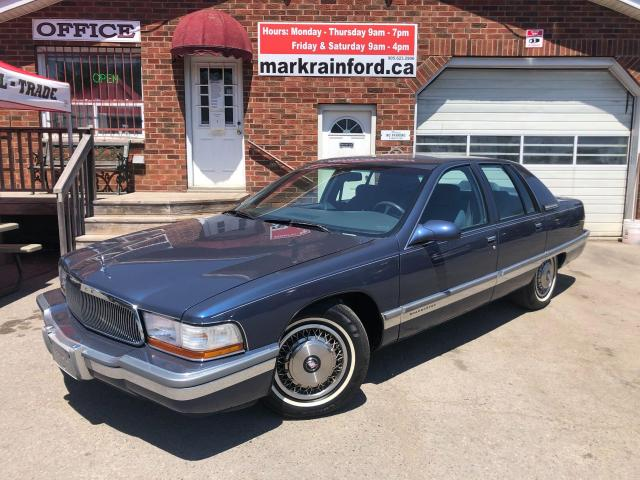 1996 Buick Roadmaster Limited Collectors Edition 5.7 V8 RWD