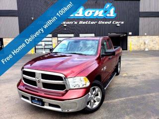 Used 2019 RAM 1500 Classic Tradesman Package, Tow Group, Reverse Camera, Spray-In Bedliner and More! for sale in Guelph, ON