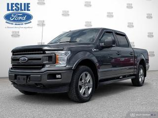 Used 2018 Ford F-150 XLT Sport Supercrew for sale in Harriston, ON