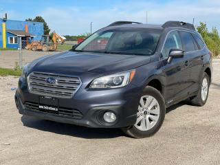 Used 2017 Subaru Outback 2.5i Touring AWD|Camera|Sunroof|Heated seats for sale in Bolton, ON