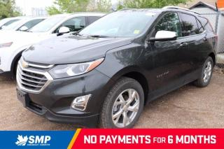 Used 2020 Chevrolet Equinox Premier - AWD, Leather, Remote Start, Pwr Lift Gate for sale in Saskatoon, SK