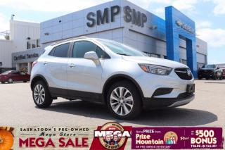 Used 2020 Buick Encore Preferred - AWD, Pwr Seat, Blind Zone Alert for sale in Saskatoon, SK
