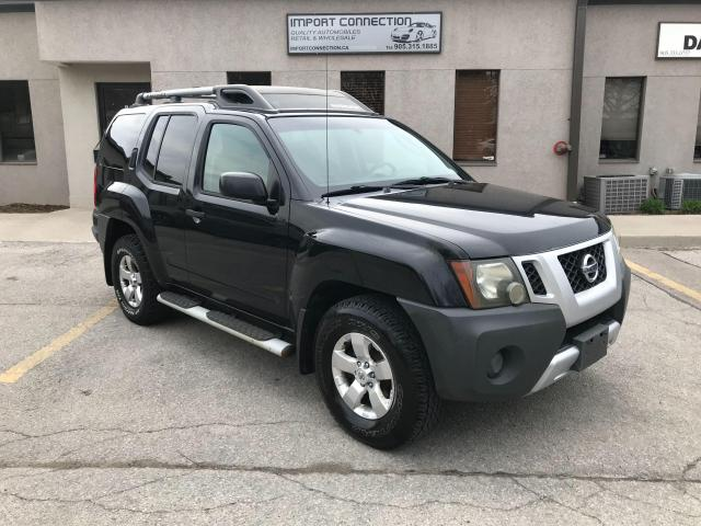 2009 Nissan Xterra 4X4 OFF ROAD,NO ACCIDENTS,VERY CLEAN, CERTIFIED !!