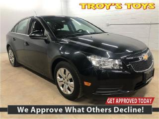 Used 2014 Chevrolet Cruze 1LT for sale in Guelph, ON