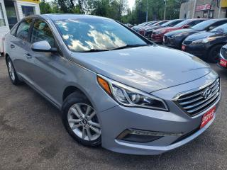 Used 2015 Hyundai Sonata 2.4L GL/CAMERA/BLUE TOOTH/LOADED/ALLOYS for sale in Scarborough, ON