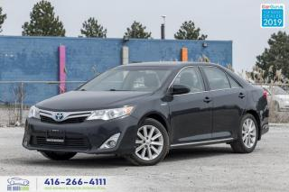Used 2014 Toyota Camry XLE Hybrid|Bluetooth|Clean Carfax|Low kms| for sale in Bolton, ON