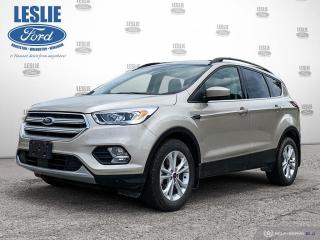 Used 2018 Ford Escape SEL for sale in Harriston, ON