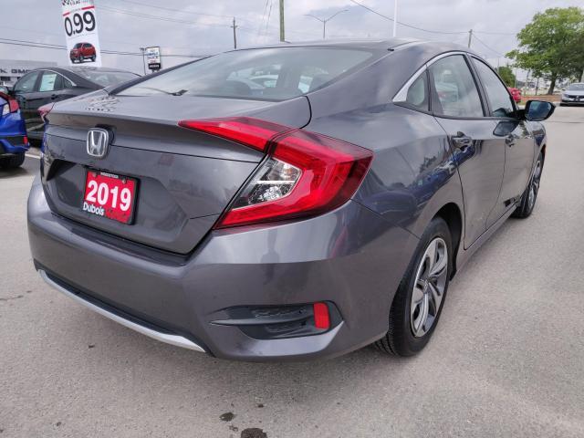 2019 Honda Civic Sdn LX