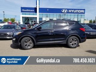 Used 2013 Hyundai Santa Fe PREMIUM/AWD/HEATED SEATS/BLUETOOTH/POWER OPTIONS for sale in Edmonton, AB